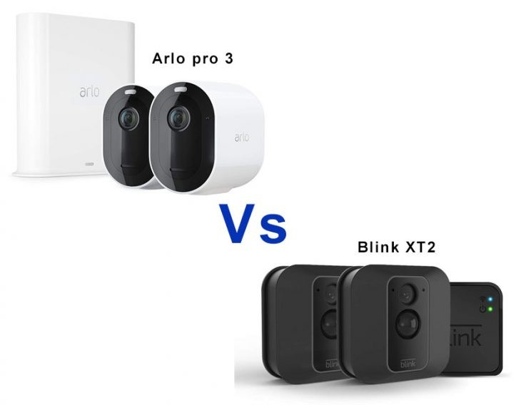 Arlo vs Blink