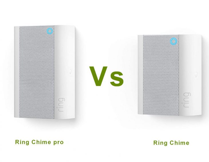 Ring Chime vs Chime Pro