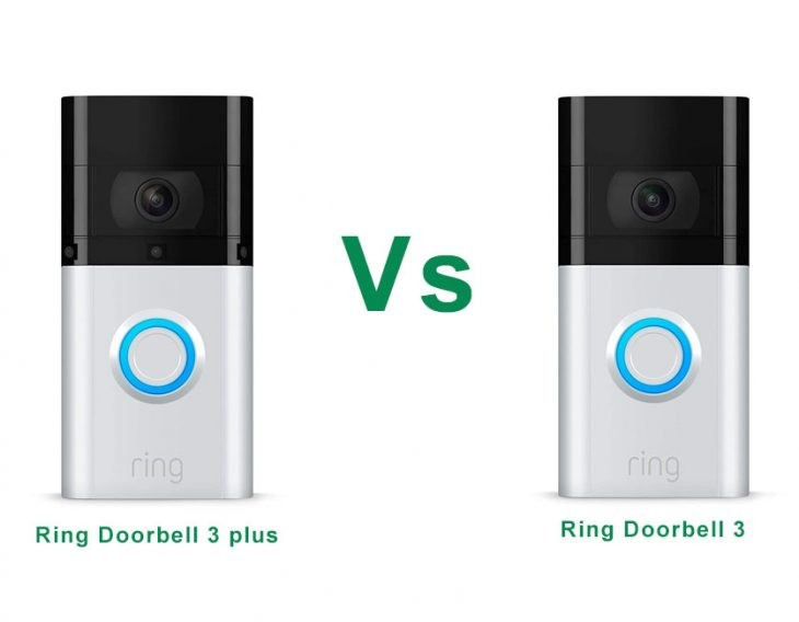 Ring Doorbell 3 vs 3 Plus
