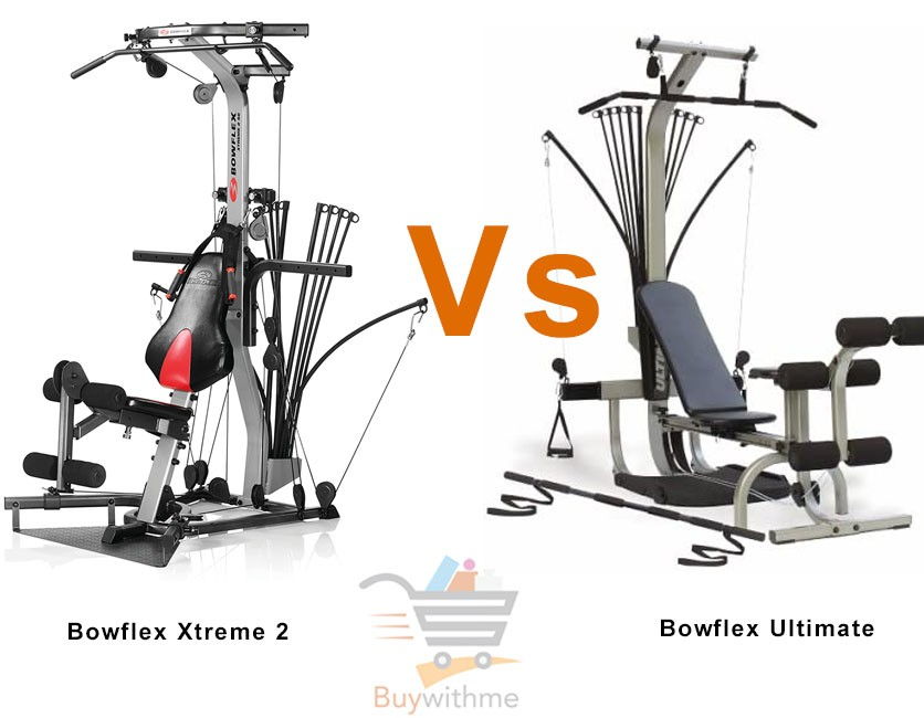 Bowflex Ultimate 2 Vs Xtreme 2