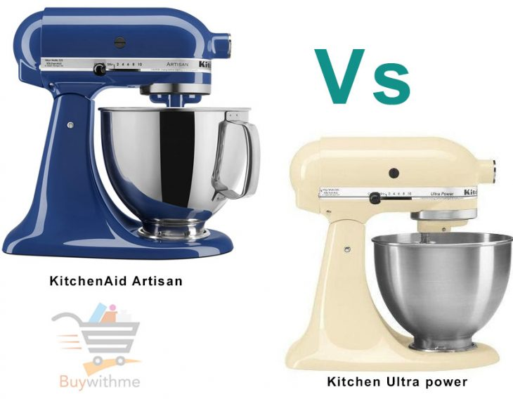 KitchenAid Ultra Power vs Artisan