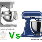 Kitchenaid Artisan vs Professional