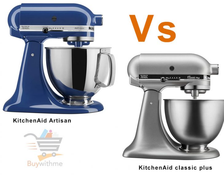 Kitchenaid Classic Plus vs Artisan