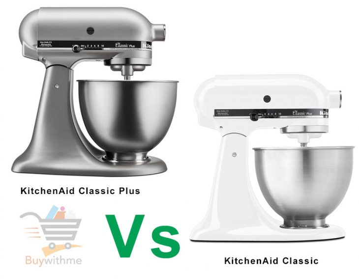 Kitchenaid Classic vs Classic Plus