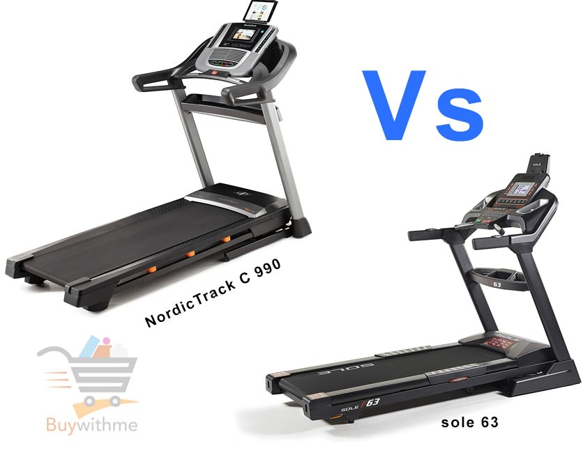 Sole f63 vs nordictrack c990