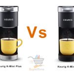 keurig mini vs mini plus