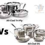 All-Clad Tri-Ply vs D5