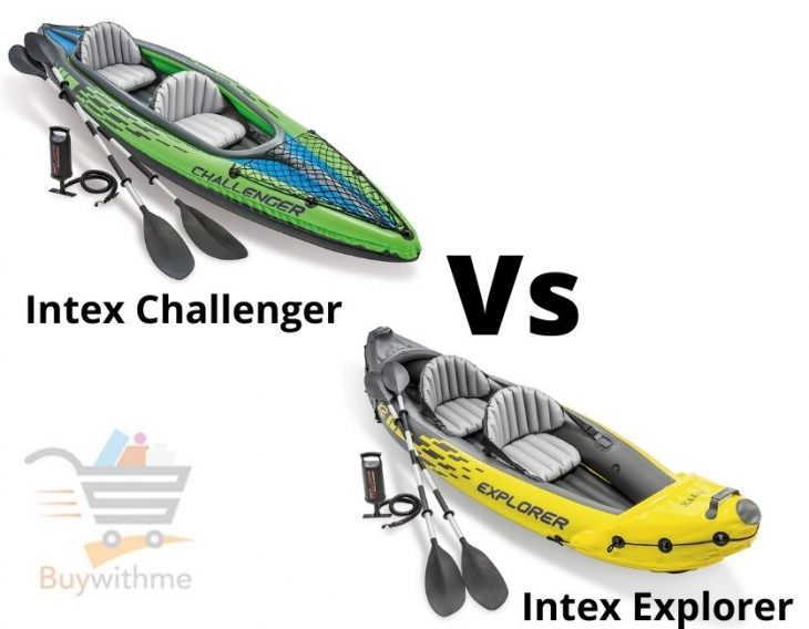 Intex Challenger vs Explorer
