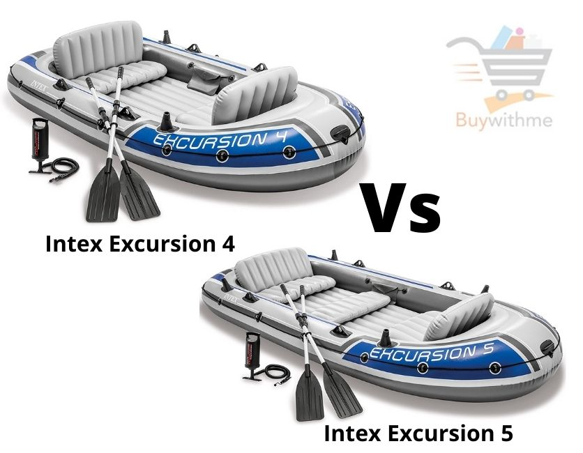 Intex Excursion 4 vs 5