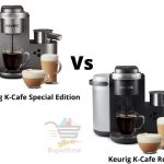 Keurig K-Cafe Special Edition vs Regular
