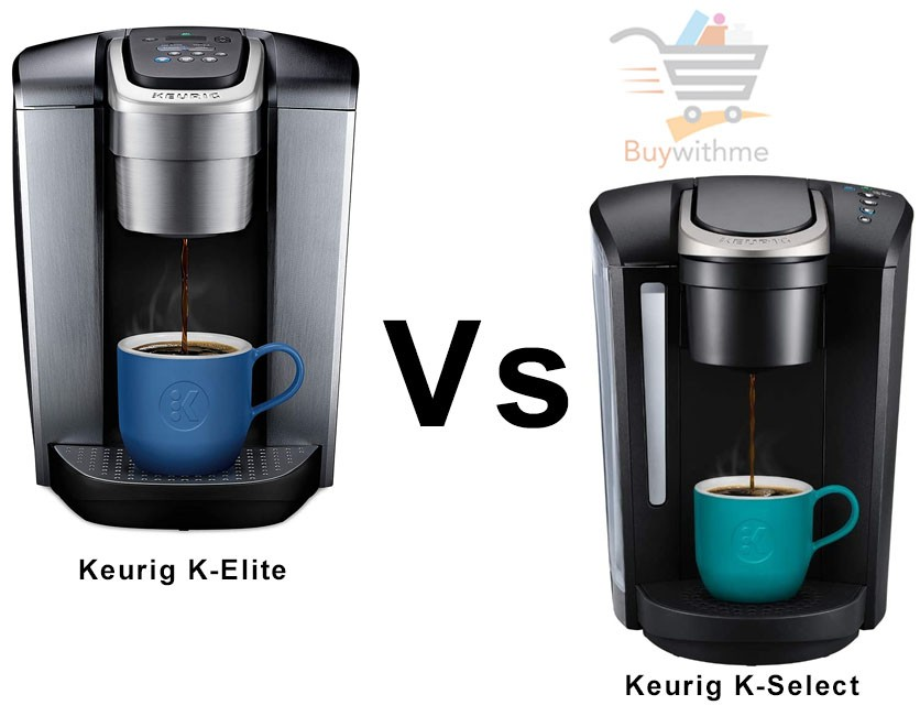 Keurig k select vs k elite
