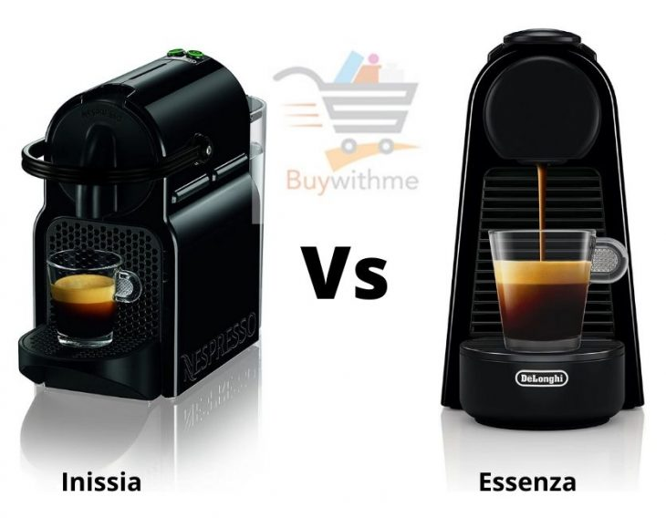 Nespresso Inissia vs Essenza