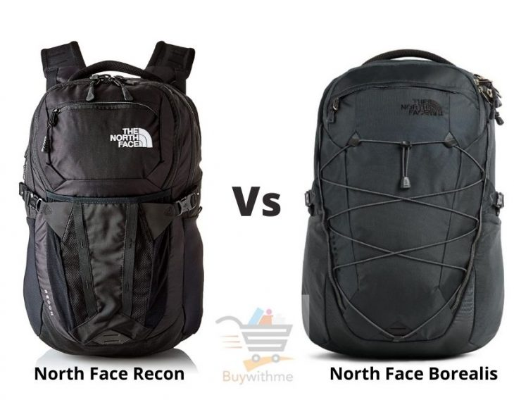 North Face Recon vs Borealis
