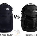 North Face Router vs Surge