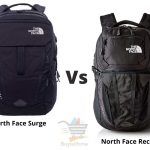 North Face Surge vs Recon
