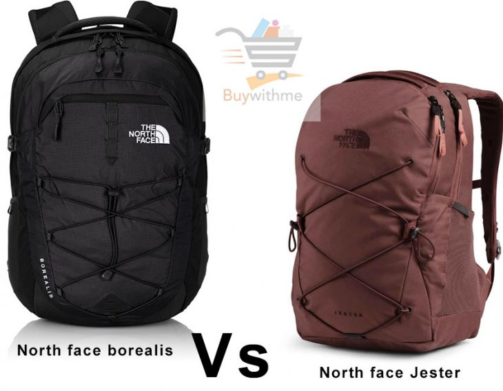 North face jester vs borealis