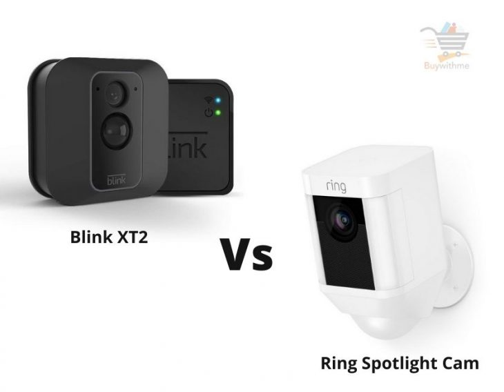 Blink XT2 vs Ring