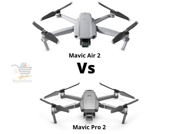 Mavic Air 2 vs Mavic Pro 2