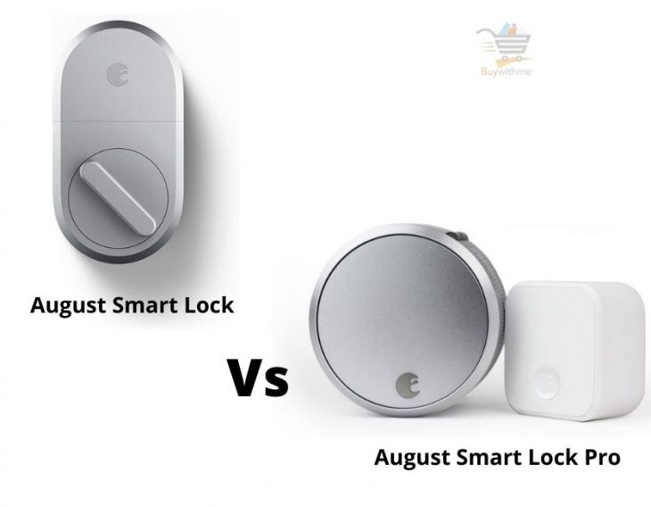 August Smart Lock vs Pro
