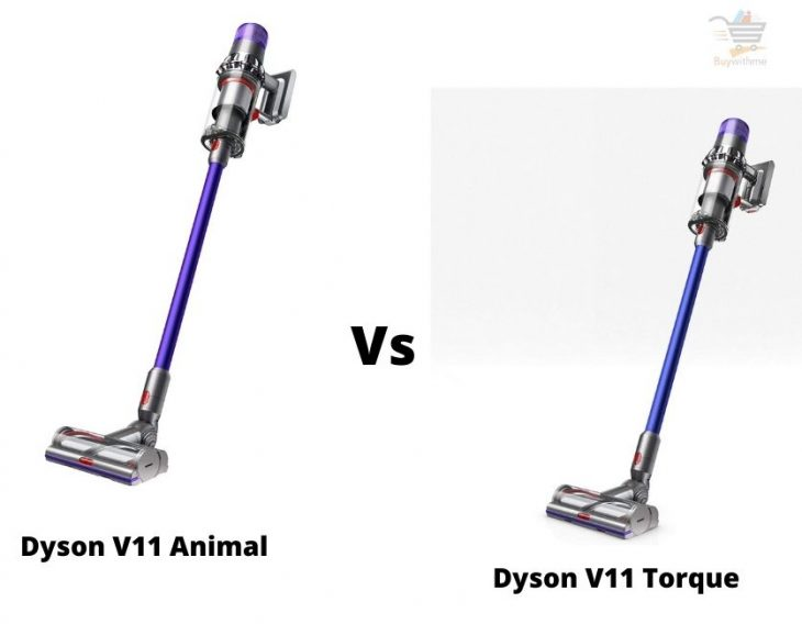 Dyson V11 Animal vs Torque