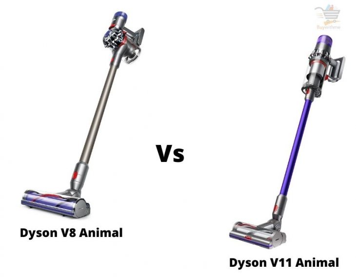 Dyson V8 Animal vs V11 Animal