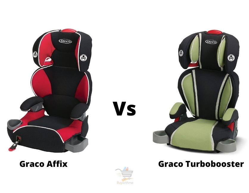 Graco Affix vs Turbobooster