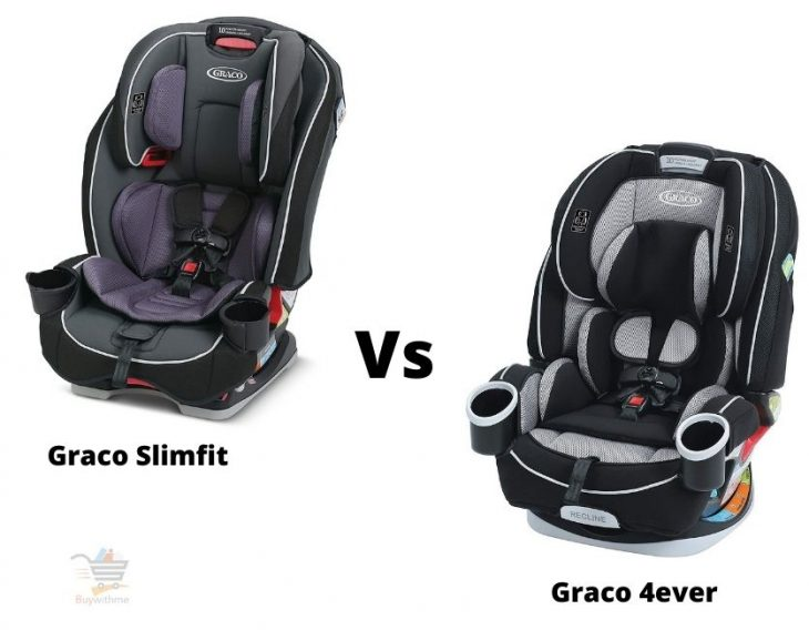 Graco Slimfit vs 4ever
