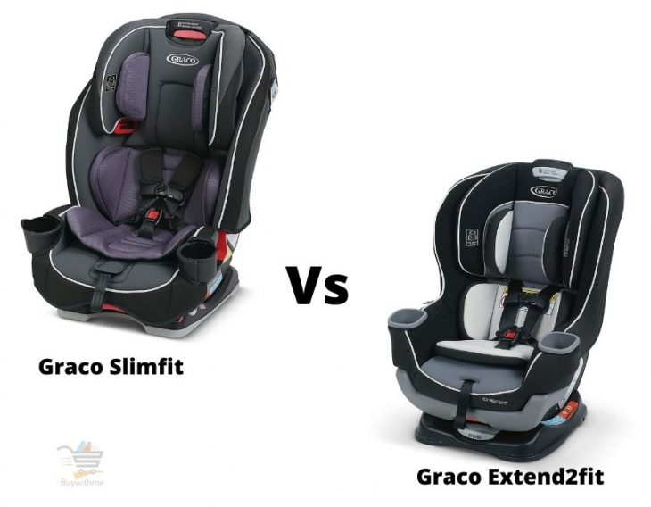 Graco Slimfit vs Extend2fit