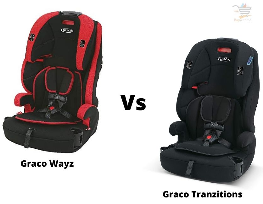 Graco Wayz vs Tranzitions