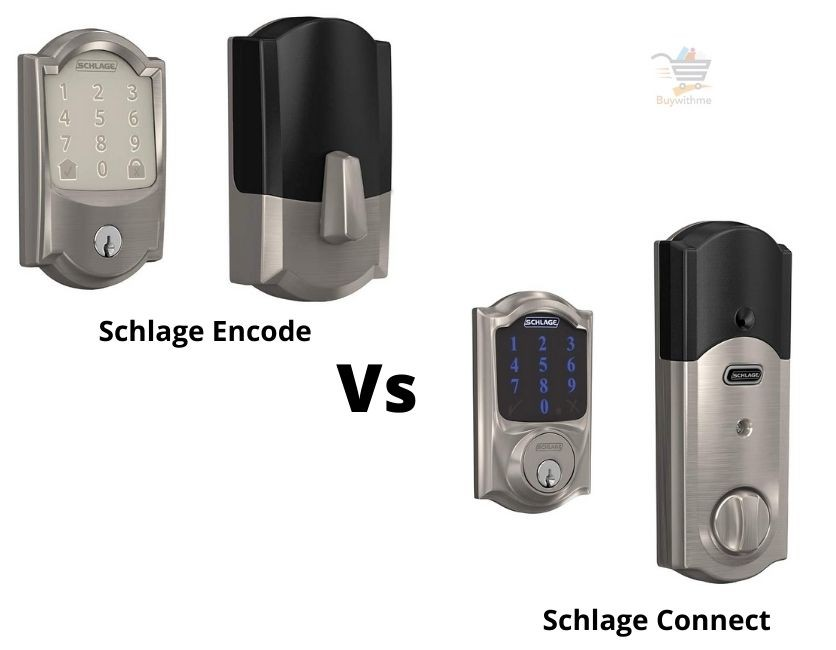 Schlage Encode vs Connect