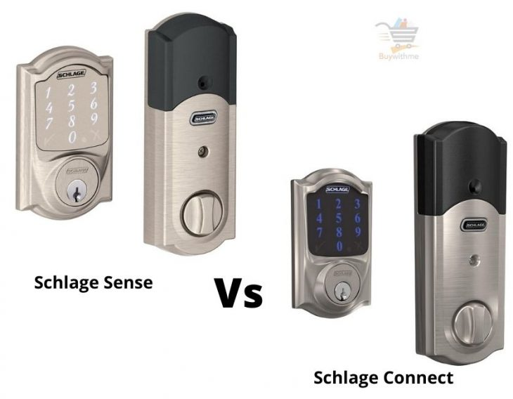 Schlage Sense vs Connect