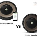 iRobot Roomba 891 vs 890