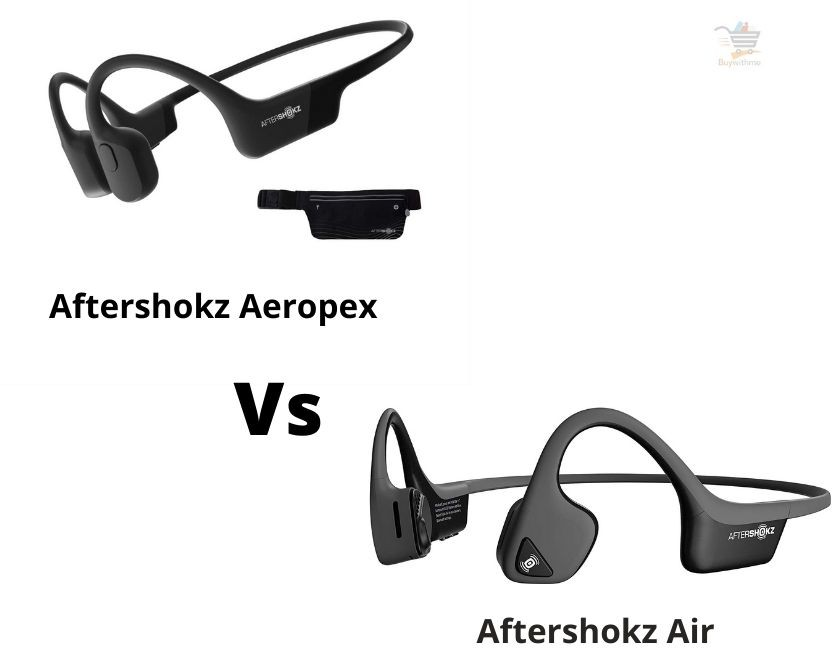 Aftershokz Aeropex vs Air