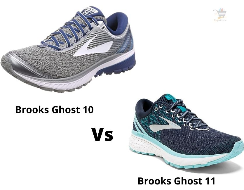 Brooks Ghost 10 vs 11