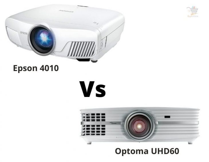 Epson 4010 vs Optoma UHD60