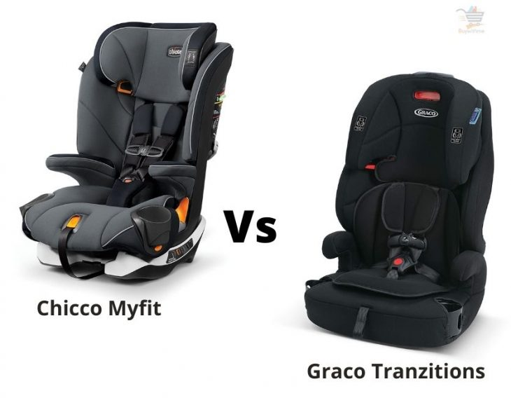 Graco Tranzitions vs Chicco Myfit