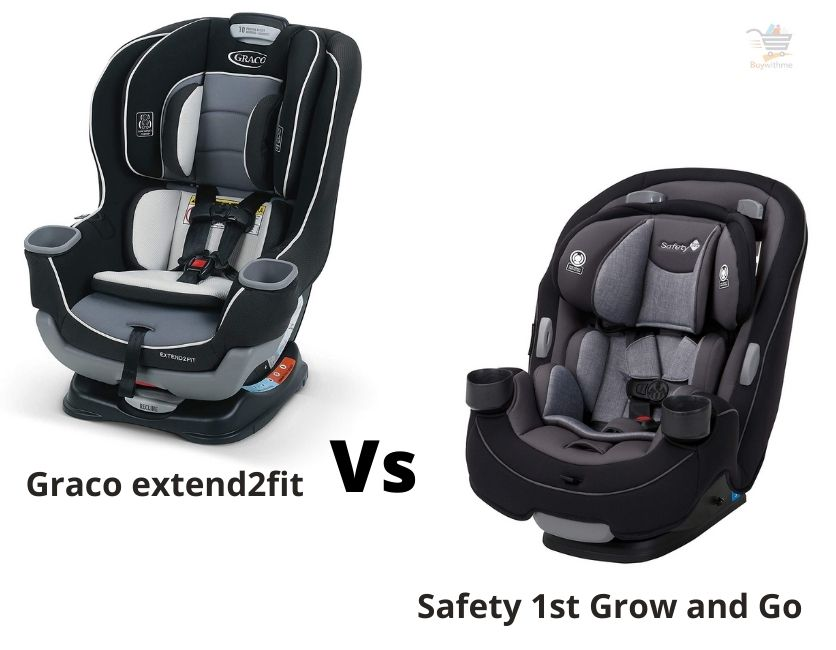 Graco extend2fit vs safety 1st grow and go