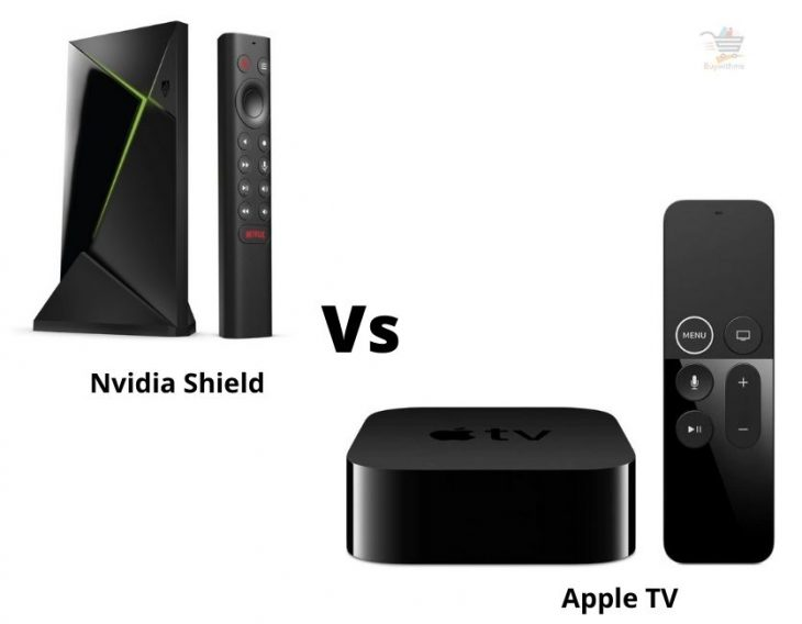 Nvidia Shield vs Apple TV