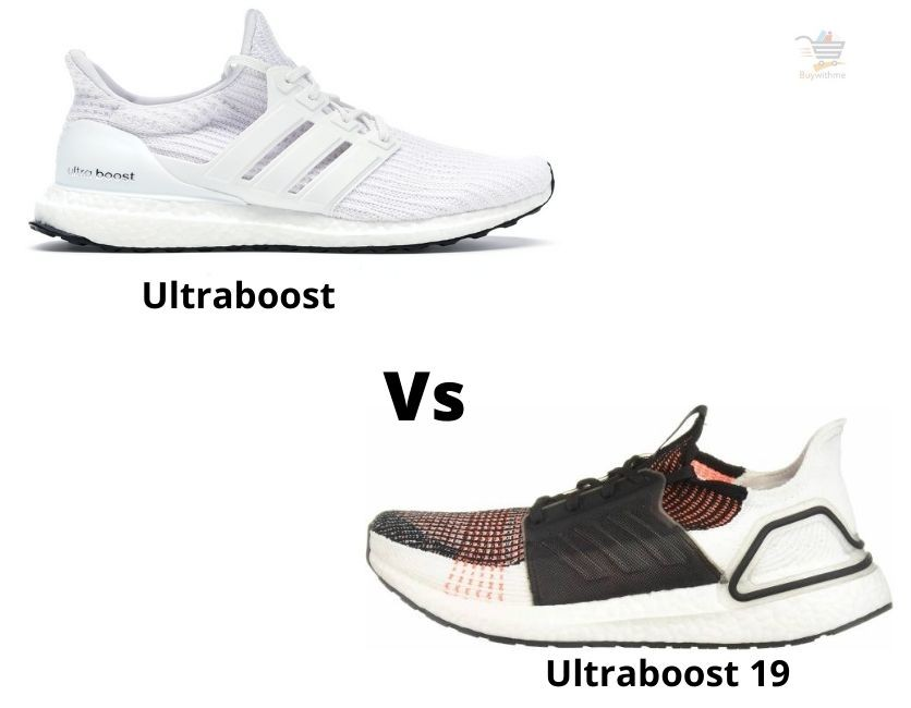 Ultraboost vs Ultraboost 19