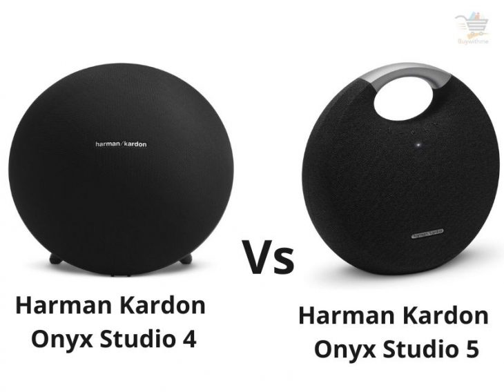 Harman Kardon Onyx Studio 4 vs 5