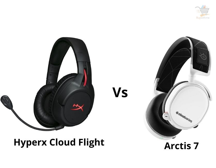 Hyperx Cloud Flight vs Arctis 7