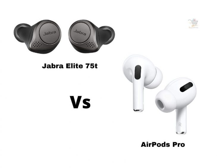 jabra elite 75t vs airpods pro