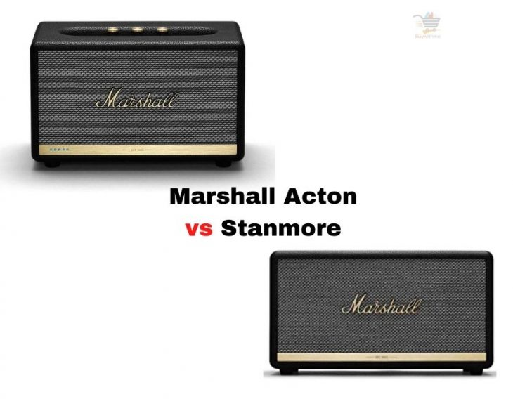 Marshall Acton vs Stanmore