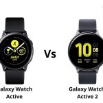 Galaxy Watch Active vs Active 2