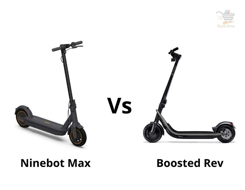 Ninebot Max Vs Boosted Rev