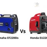 Yamaha EF2200is vs Honda EU2200i