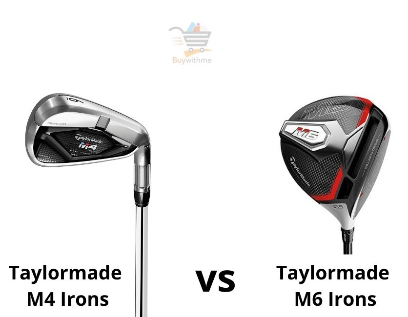 Taylormade M4 vs M6 Irons