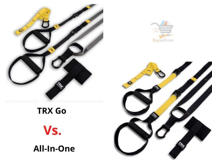 TRX Go vs All-In-One